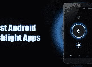 Top 5 Best Free Android Flashlight Apps 2019