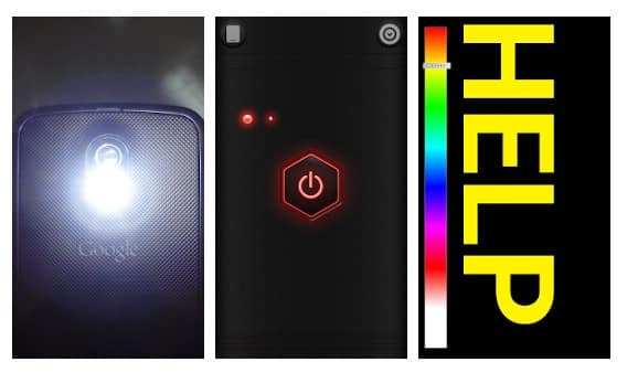 Aplikasi Senter 'Flashlight' APK untuk Android Gratis 2019 - Color Flashlight