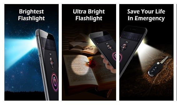 Aplikasi Senter 'Flashlight' APK untuk Android Gratis 2019 - Flashlight