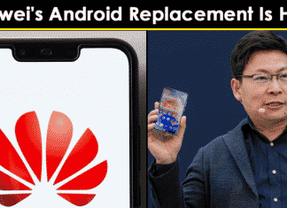 Huawei Finally Launched Its Operating System - 'HarmonyOS'