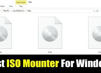10 Best ISO Mounter For Windows 10 in 2020
