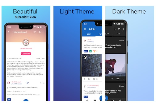 Infinity for Reddit