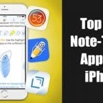 10 Best Note-Taking Apps For iPhone in 2021