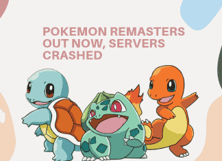 Pokemon remasters
