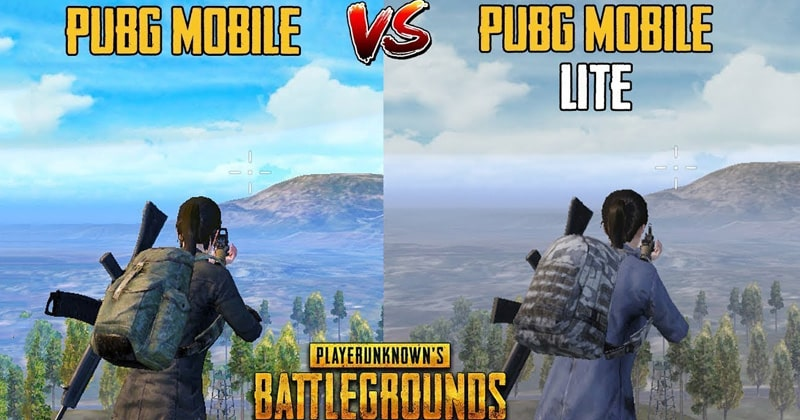 PUBG Mobile vs PUBG Mobile Lite- What Are The Differences