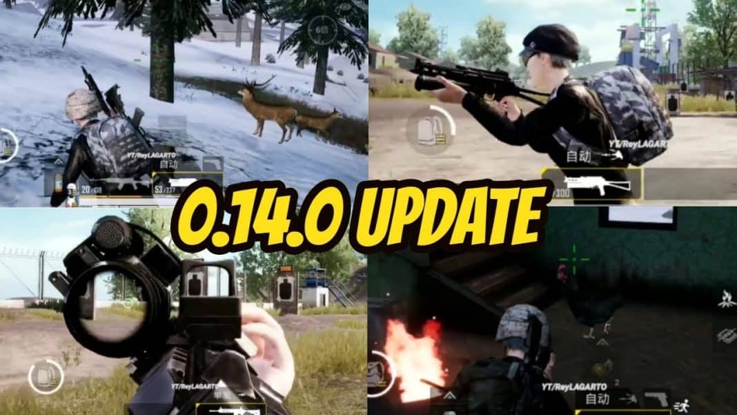 PUBG Mobile 0.14.0 Now Live - Check Out The Patch Notes!