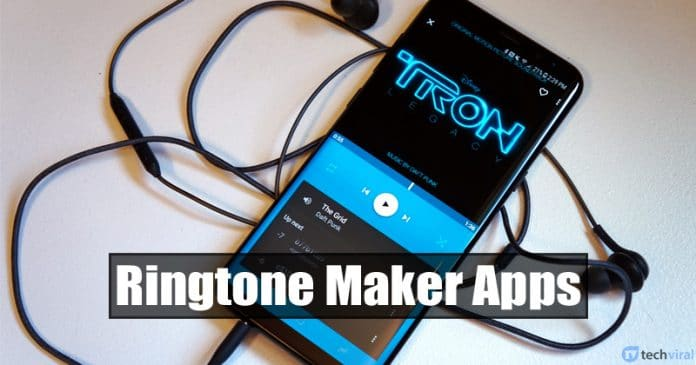 Best Ringtone Maker Apps For Android 2020