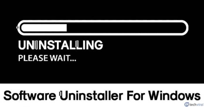 15 Best Software Uninstaller For Windows 10 in 2020