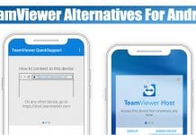 10 Best TeamViewer Alternatives For Android in 2021