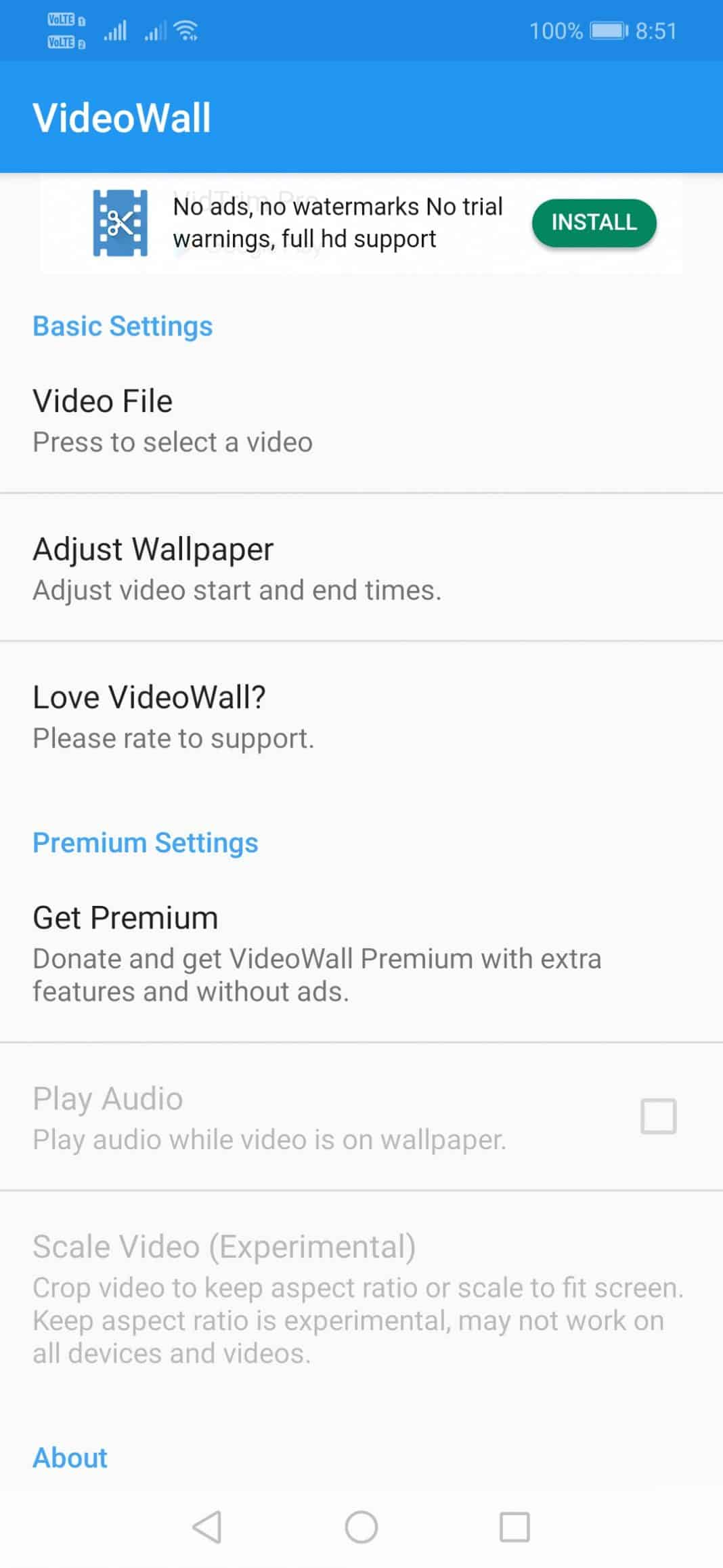 Make a Video Your Wallpaper On Android