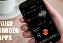10 Best Free Voice Recorder Apps For Android in 2021