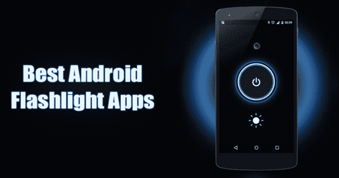 10 Best Free Android Flashlight Apps in 2020