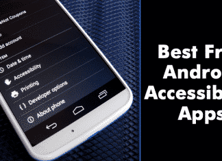 Best Free Accessibility Apps For Android
