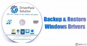 10 Best Free Softwares To Backup & Restore Windows Drivers