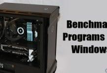 10 Best Free Benchmark Programs for Windows PC