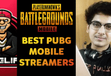 Top 5 PUBG Mobile Streamers On YouTube In India