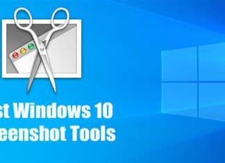 Best Windows 10 Screenshot Tools 2019