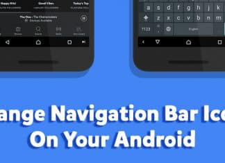 How To Change Navigation Bar Icons On Android
