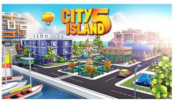 جزيرة المدينة 5