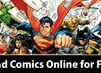 15 Best Websites to Read Comics Online Free in 2020