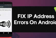 How To Fix 'Failed To Obtain IP Address' Error On Android