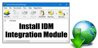 How To Install IDM Integration Module Extension in Chrome Browser