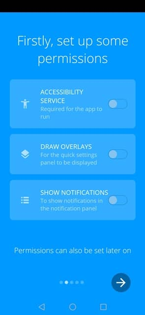 MIUI Quick Settings & Notification Panel on Any Android