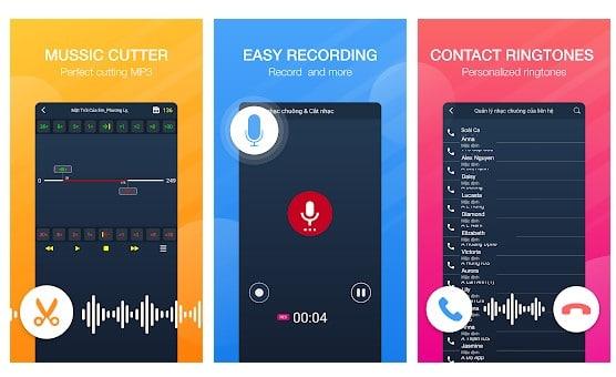 Mp3 Cutter - Ringtone Maker & Audio Editor