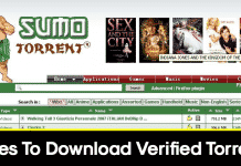 SumoTorrent Alternatives: 10 Sites To Download Verified Torrent