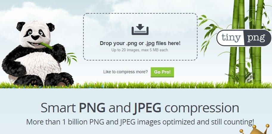 Tool Kompres File Gambar Secara Online Tanpa Mengurangi Kualitas Gambar