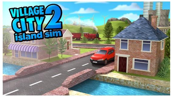 محاكاة مدينة القرية 2