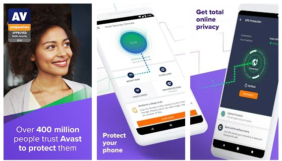 Avast Mobile Security & Anti-Theft