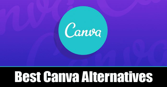 Top 10 Best Canva Alternatives For Photo Editing