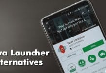 10 Best Nova Launcher Alternatives in 2020