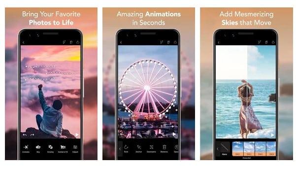أفضل 10 تطبيقات لتحريك الصور على الهاتف لعام 2021