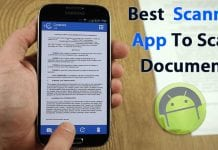 15 Best Scanner App For Android To Scan Document in 2020