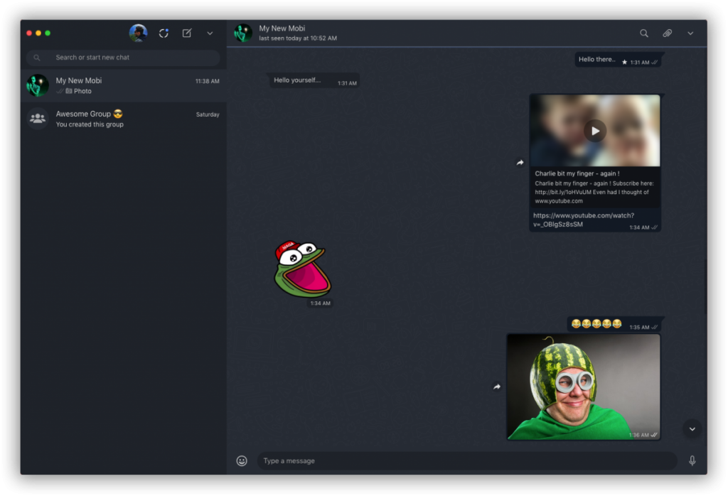 How To Get Dark Mode On WhatsApp Desktop