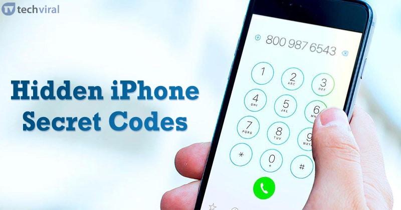 20 Best Hidden iPhone Secret Codes in 2021