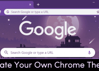 How To Quickly Create Your Own Chrome Browser Theme