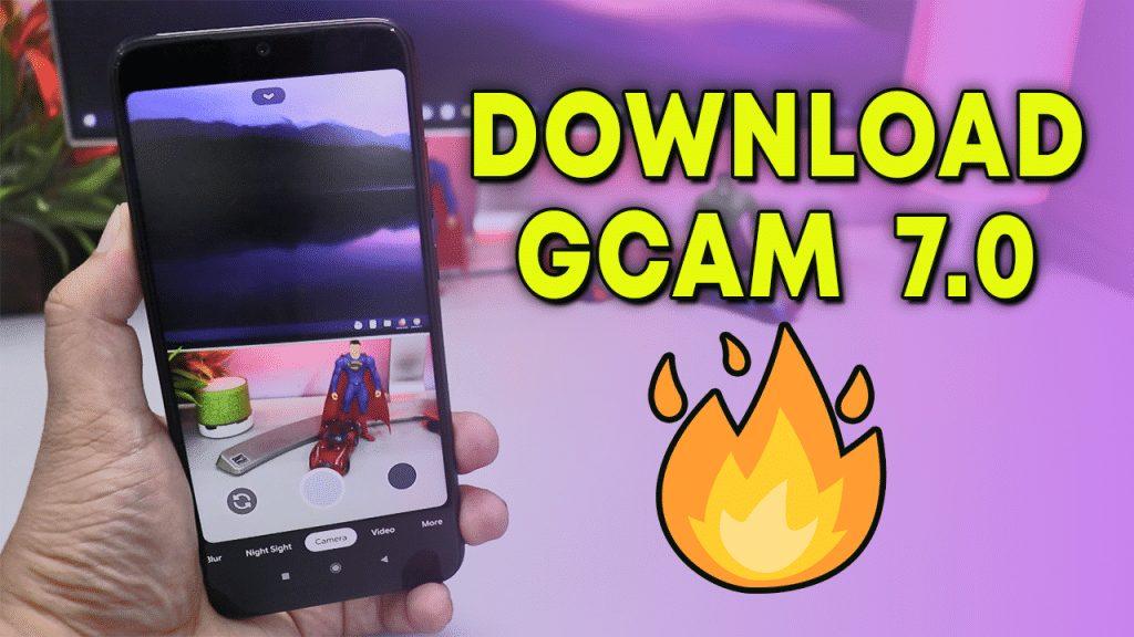 Install Google Camera 7.0 on Any Android