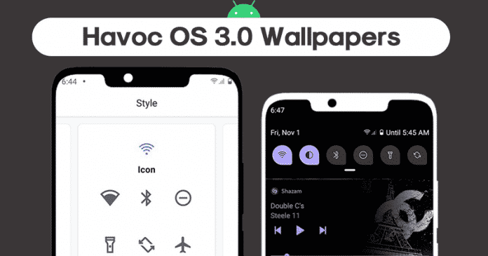 Download Havoc OS 3.0 Stock Wallpapers (Full HD)