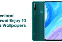 Download Huawei Enjoy 10 Plus Wallpapers