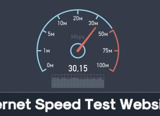 Best Internet Speed Test Websites