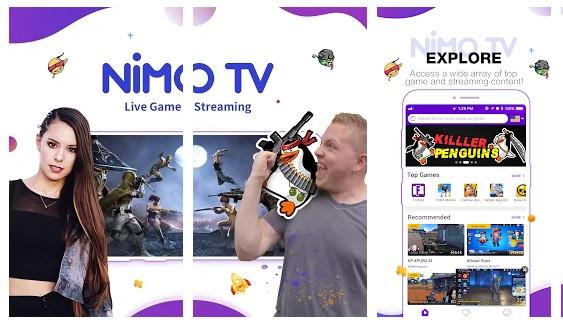 Nimo TV – Live Game Streaming