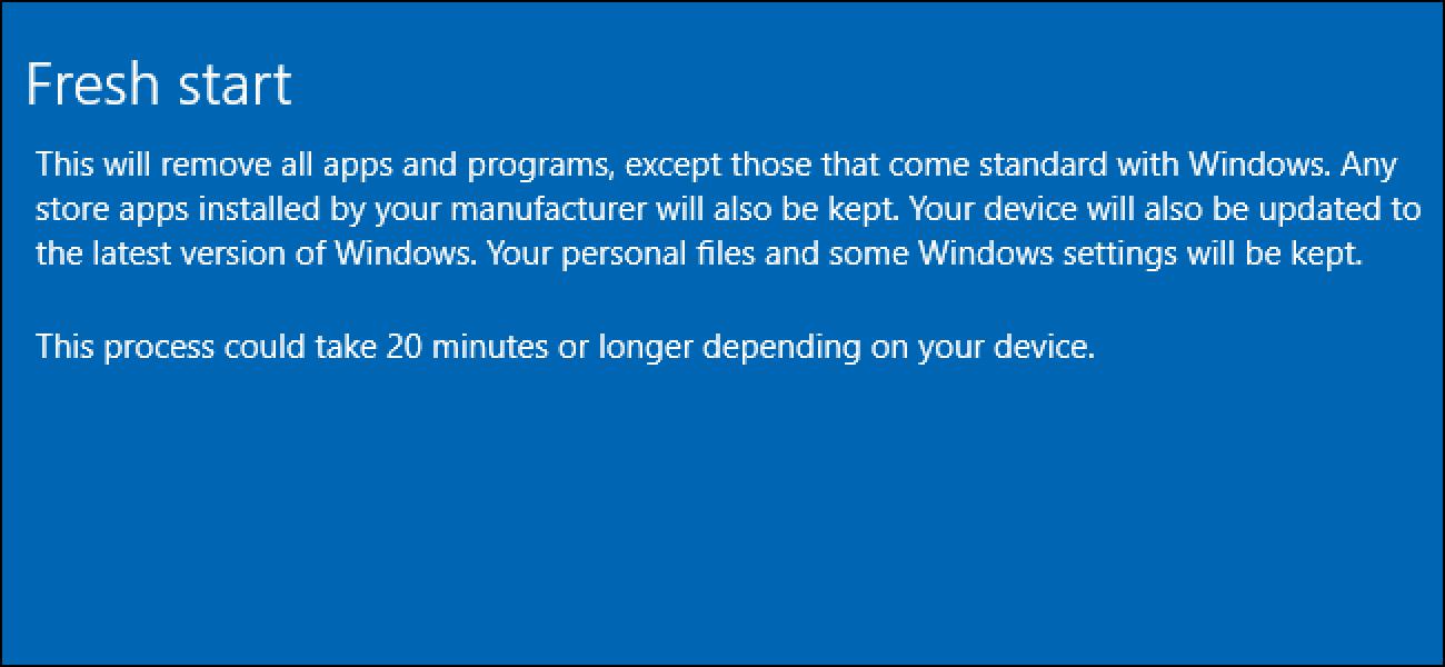 أعد التثبيت Windows 10