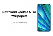 RealMe 5 Pro Wallpapers