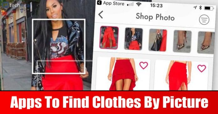 10 Android Apps To Find Clothes By Picture