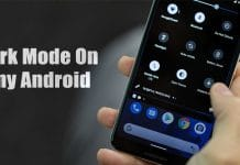 How To Get Dark Mode On Older Android smartphones