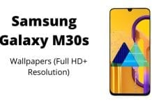 Download Samsung Galaxy M30s Wallpapers (Full HD+ Resolution)