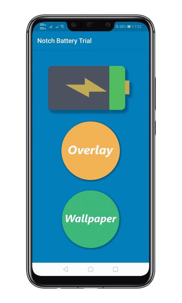 Overlay & Wallpaper